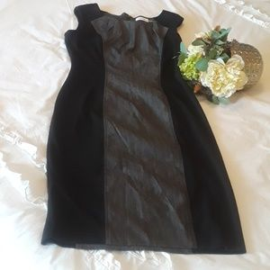 Calvin Klein black and Gray dress size 10/12